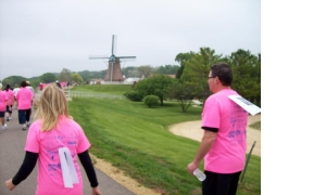 Dutch Days walk for Steve Klooster May 5th 2012.