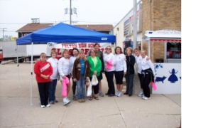 Dutch Days walk for Steve Klooster May 5th, 2012.