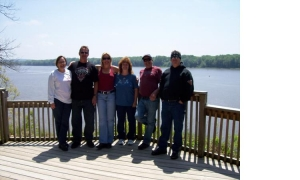 35th Motorcycle ride on May 5th, 2012.