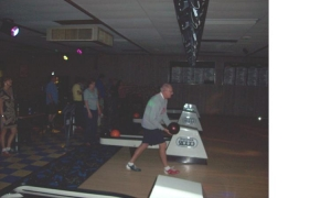 35th Fulton High School class of 1977 reunion at the Triple Play Bowling.